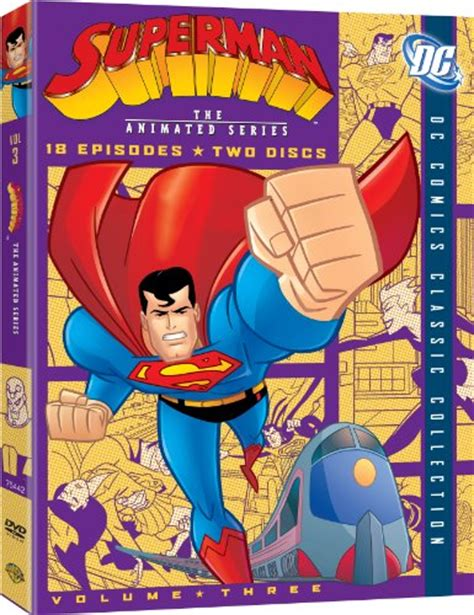 libro superman dc classic vol 2 lafeltrinelli superman the animated series tv show news videos full episodes and more tvguide com