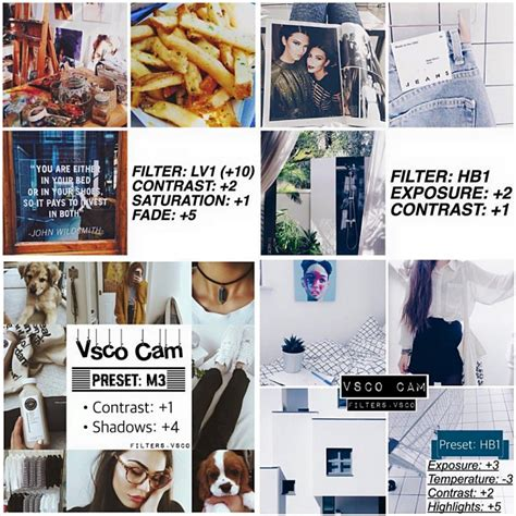 tutorial edit foto menggunakan vscocam vscocam filters how to edit pictures like a pro