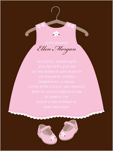 invites for baby shower girl baby shower invitation for girl theruntime com
