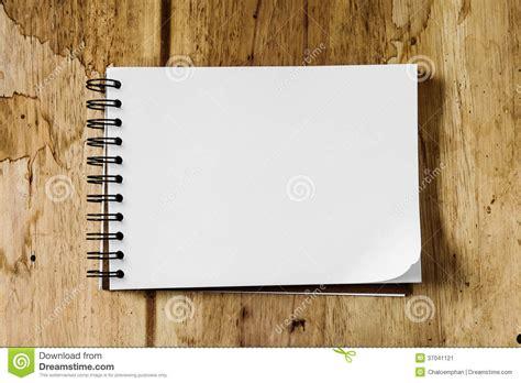 background sketchbook sketchbook against wood background stock image image