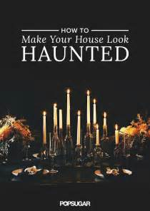 Best Halloween Home Decorations by Haunted House Decor Popsugar Home