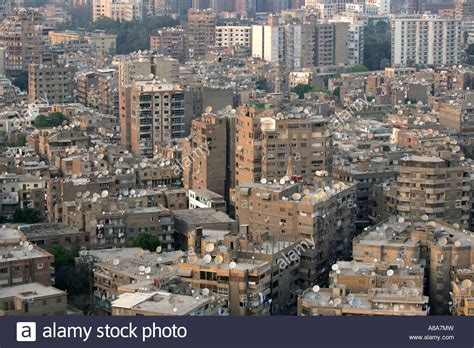 Apartment Downtown Cairo Apartments In Cairo Stock Photo Royalty Free Image
