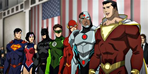 movie after justice league war justice league war 2014 a review