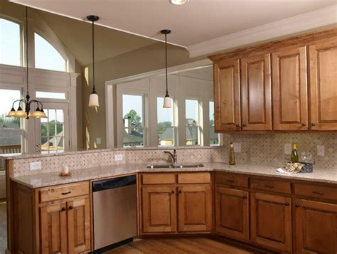 paint color maple cabinets kitchen paint colors with maple cabinets photos home