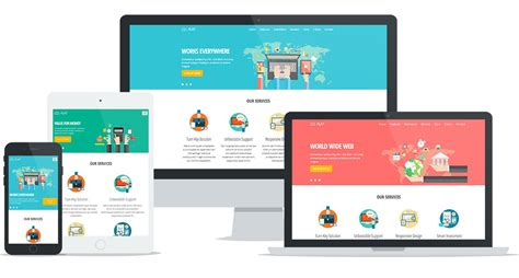 jomla templates flat joomla template hotthemes