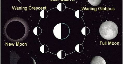 edu science moon phase light phases of the moon education pinterest moon moon