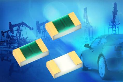 vishay thin chip resistor vishay patt precision automotive glueable thin chip resistor now available in 0402 and