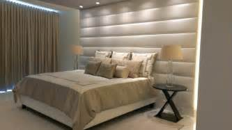 bedroom wall panel design ideas: popular home interior decoration bedroom decoration interior wall mounted upholstered headboard panels with contemporary interior design for bedroom upholstered wall panels with quality materials so that the room is more exclusive xjpg