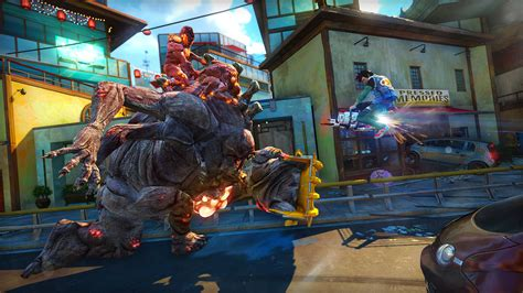 Xbox One Sunset Overdrive Day One Edition Reg3 sunset overdrive gameplay looks terrific in new trailer gamecrate