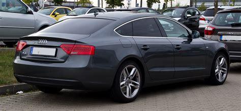 Audi A5 Sportback Facelift by Plik Audi A5 Sportback 2 0 Tdi S Line Facelift