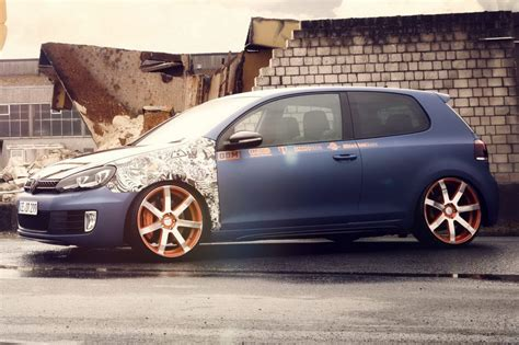 volkswagen golf modified 2013 bbm motorsport vw golf gti with modified drive