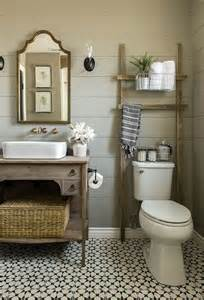 rustic bathroom with awesome details decor