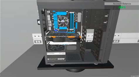 build a house simulator build high end gaming pc from scratch with pc building simulator inquirer technology