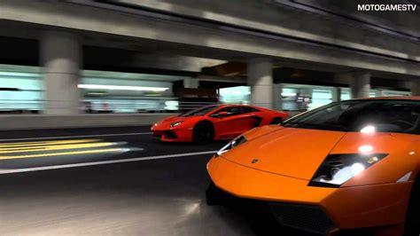 V Lamborghini Gran Turismo 5 Lamborghini Aventador Lp700 4 Vs