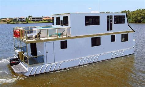 houseboats nt 2009 charter luxury houseboat 49 power new and used boats
