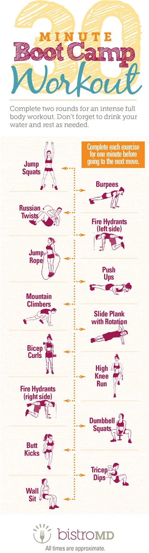 14 best fitness workouts for to toe toning