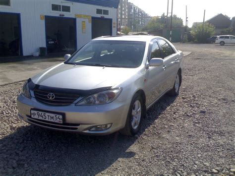 2003 Toyota Camry For Sale 2003 Toyota Camry Pictures 3 0l Gasoline Ff Automatic