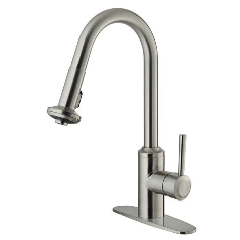 Kitchen Faucets Quality Brands Best Value The Home Depot Best Value Kitchen Faucet