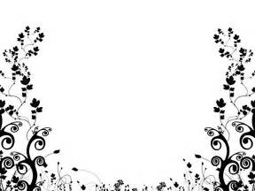 Wedding Wishes Sister Background Designs Black And White Flowers Clipartsgram Com