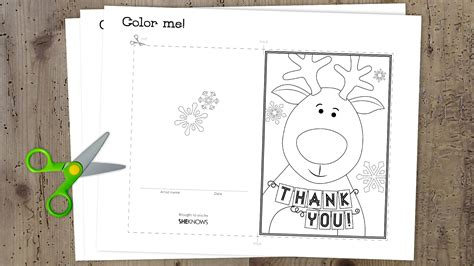 printable christmas cards you can color 6 best images of free printable christmas cards you can