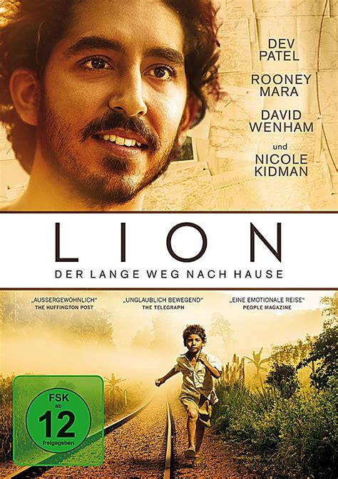 film lion de lion der lange weg nach hause dvd bei weltbild de bestellen