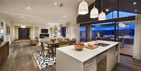 Home Designer Pro Open Doors the ashwood open plan living photo national homes perth wa