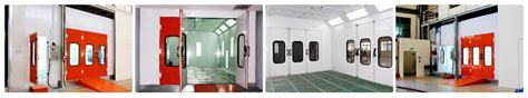 furniture spray booth  uae industrial paint booth