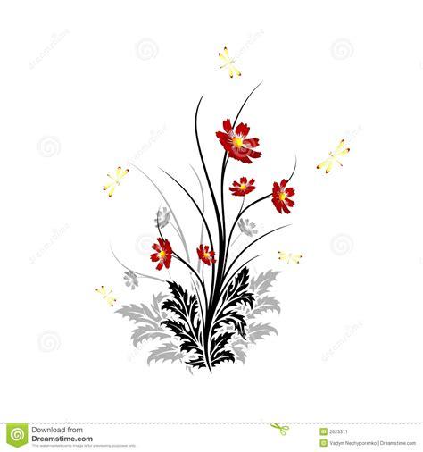 imagenes de flores abstractas flores abstractas imagen de archivo imagen 2623311