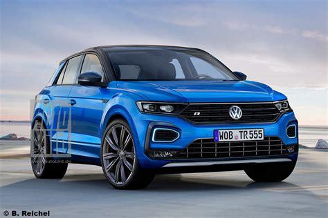 2019 Volkswagen T Roc by Vw T Roc R 2019 Erste Infos Bilder Autobild De