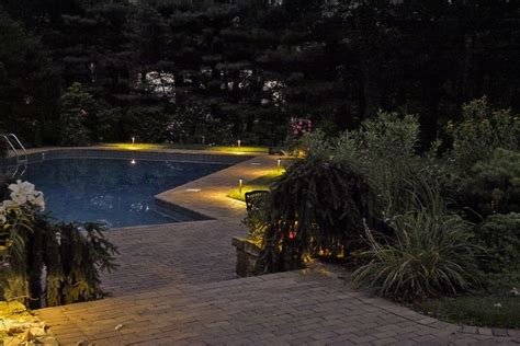 Pool Patio Lighting Outdoor Lighting Perspectives Of Kansas City Professional Services And High Quality Fixtures