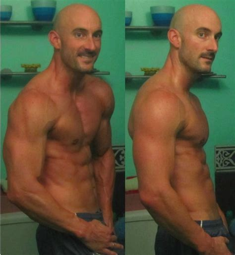 shaving guys bodies revealing more muscle definition by shaving your entire