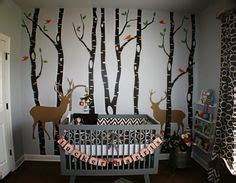 outdoor themed baby room outdoor nursery on
