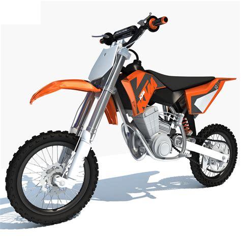 3d motocross racing ktm motocross racing bike 3d max