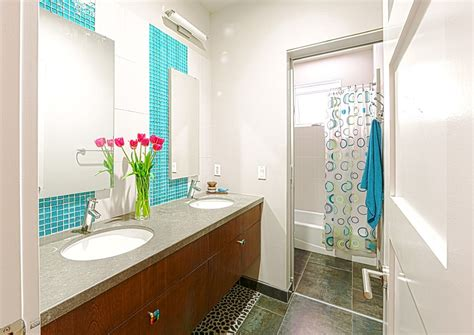 aqua glass tile bathrooms aqua glass tile bathrooms 28 images blue bathroom wall