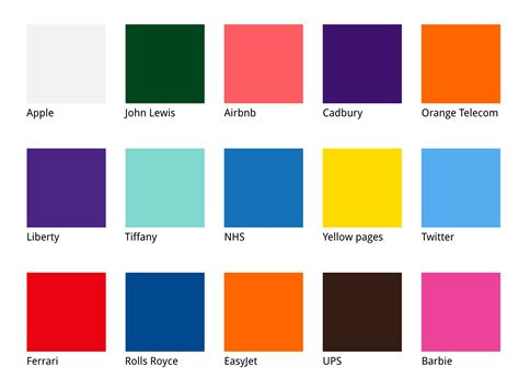 pick colors top tips for choosing brand colours mercer design