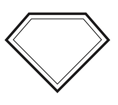 design a cape free coloring pages of superhero shield