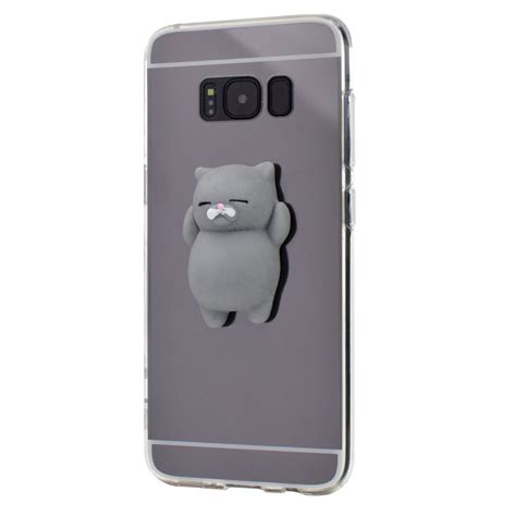 Baby Skin Samsung Note 8 Soft Touch Matte Dove Gea squishy cat mirror soft tpu rubber cover skin fr samsung galaxy note 8 ebay
