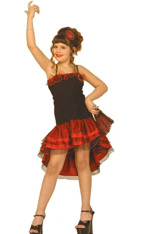 espagnol enfant compter en 1973741784 costume espagnole enfant julia noir rouge v59072