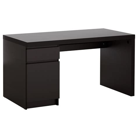 black ikea desk black desks ikea sickchickchic com