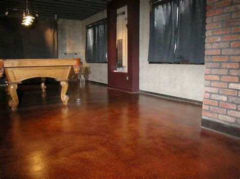 paint concrete floors with cool colors my nest
