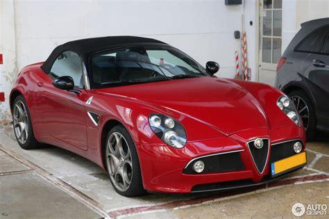 Alfa Romeo 8c Spider by Alfa Romeo 8c Spider 3 December 2017 Autogespot