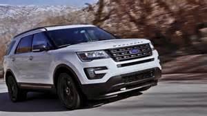 2017 ford explorer review news future auto review