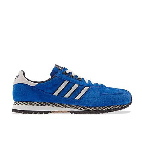 Adidas Marathon Running Cewe 37 40 adidas originals city marathon pt true blue natterjacks