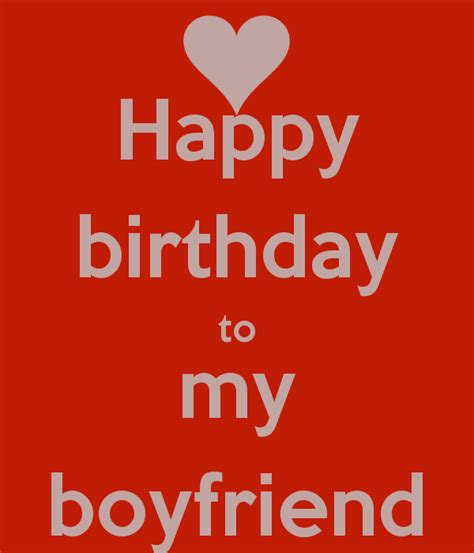 Happy Birthday Quotes To Boyfriend Happy Birthday Quotes For Boyfriend Quotesgram