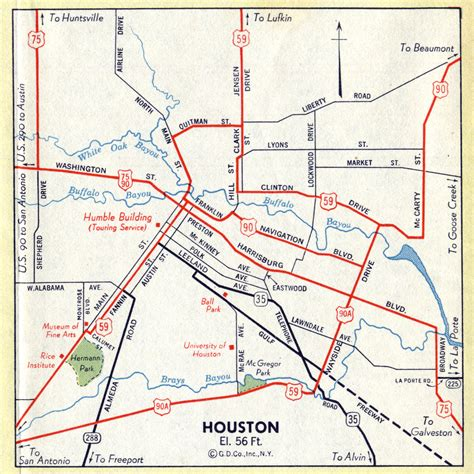 waffle house humble tx 100 old highway maps of texas old street names in the houston area historic houston