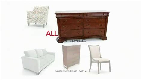 Macys Furniture Sales by Macy S Presidents Day Sale Tv Spot All Furniture On Sale Ispot Tv