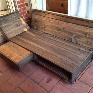 Corner Sofa Bed Lounge Pallet Daybed Pallet Lounge Chair 101 Pallets