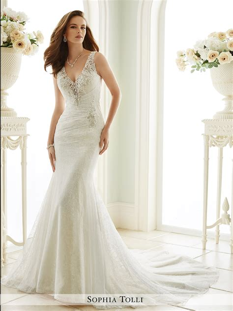 Sophia Tolli Designer  Ee  Wedding Ee   Dresses Milton Keynes