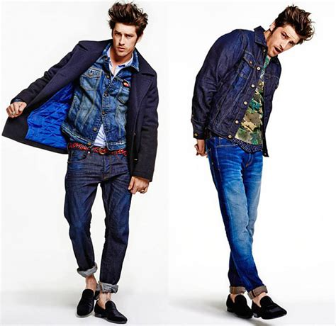 jeans style 2015 men scotch soda amsterdams blauw 2014 2015 fall winter looks