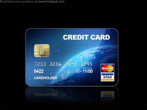 Credit Card Template Psd Free Blue Credit Cards Psd File By Mizie2009 On Deviantart